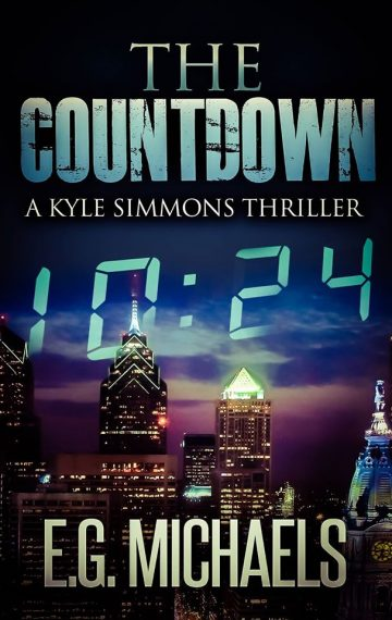 The Countdown: (A Kyle Simmons Thriller – Book 2)